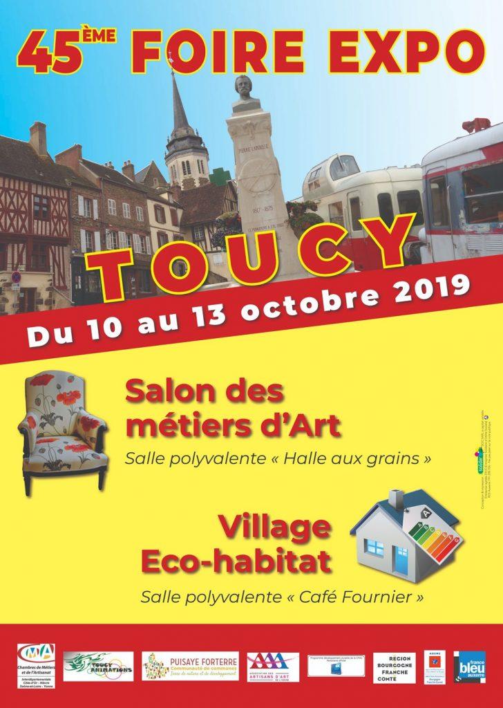 expo toucy 2019