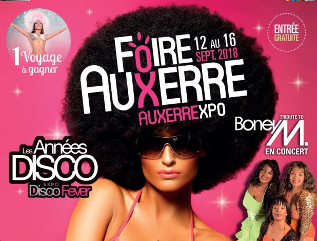 foire expo Auxerre